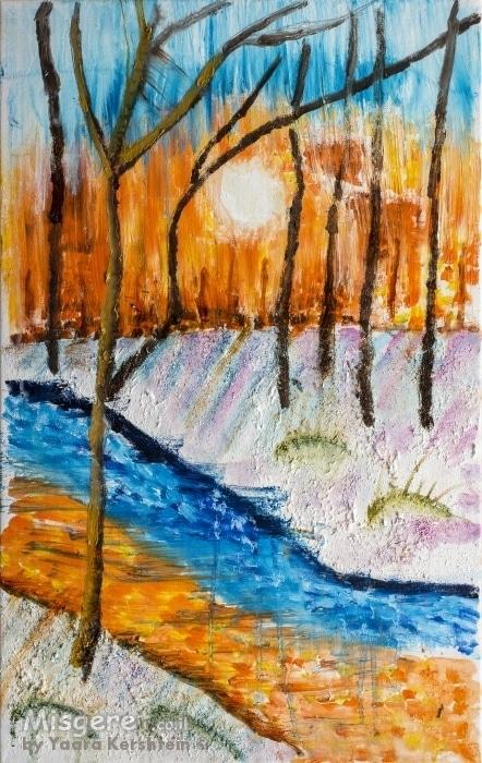 עצים ערומים